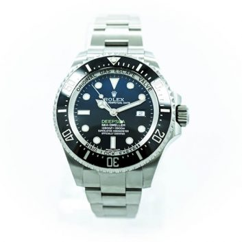 Rolex 44mm Seadweller Deepsea James Cameron with Blue Dial